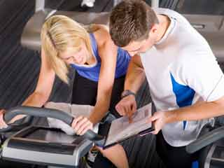 Benefits of following a fitness plan
