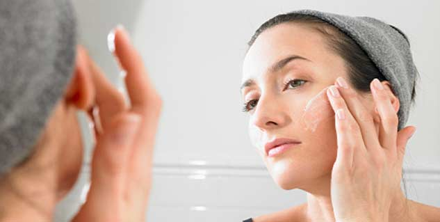 Side effects of anti-ageing creams