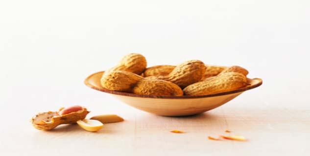 Groundnut-oil