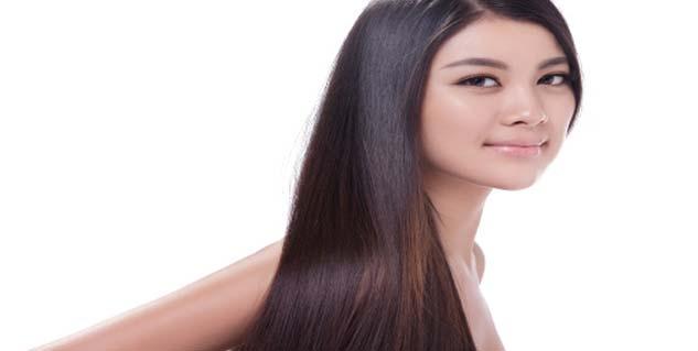 healthy hair and skin