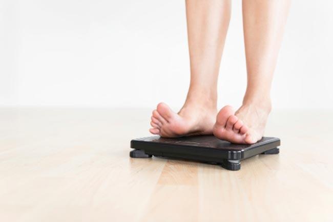 कम करें वजन