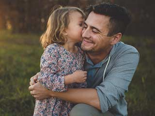 On being a single father