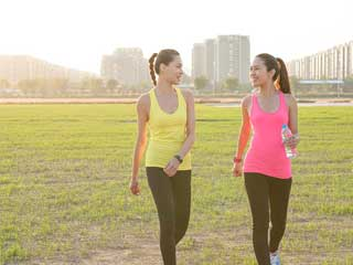 Myths about walking debunked