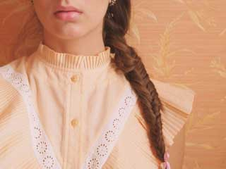 How to style a fishtail braid on your own