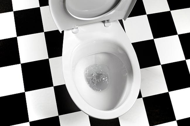 साफ टॉय़लेट का ही करे इस्तेमाल