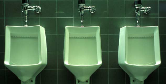 Infections caused by public toilets