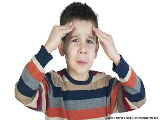 बच्चों में ब्रेन ट्यूमर के लक्षण