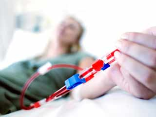 Side-effects of kidney dialysis treatment
