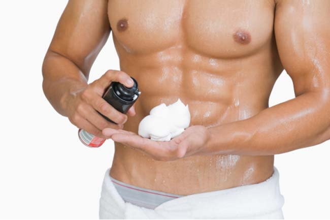 What's better – shaving foam, gel or cream?