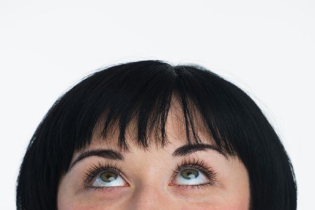 आंखों की एक्सरसाइज