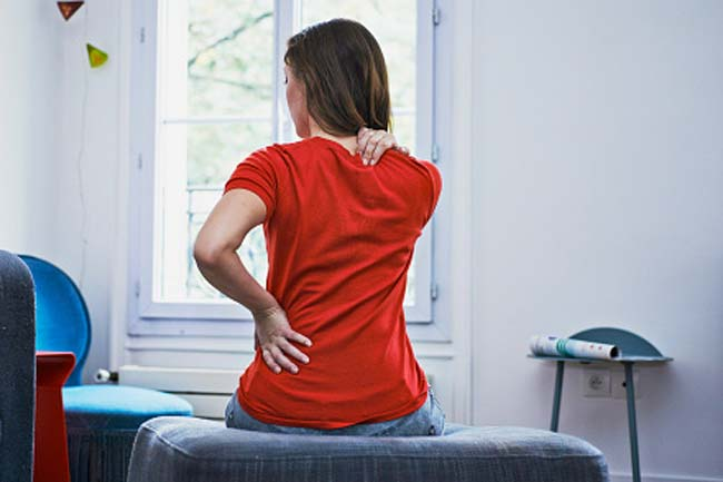 Lowers back pain and rheumatic pain