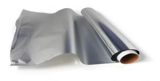 aluminium foil in hindi