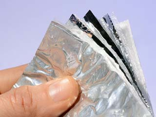 Use Aluminium foil to heal all types of pain