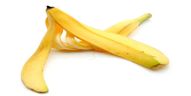 banana peel in hindi
