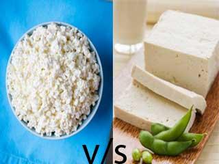 Tofu or paneer: What's healthier?