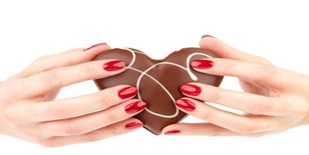 dark chocolate in hindi