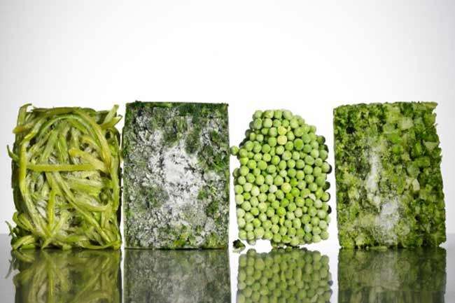 Myth: Frozen food is less nutritious