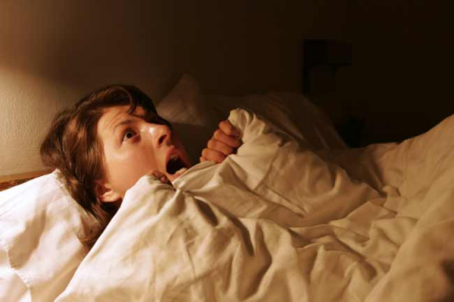 REM sleep behaviour disorder