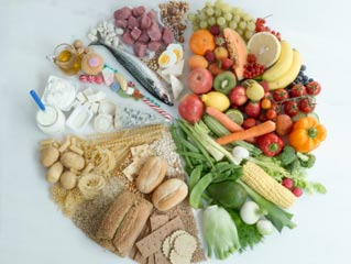 Healthy food options for weight gain