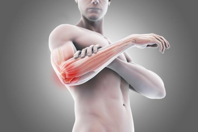 मांसपेशियों मे दर्द