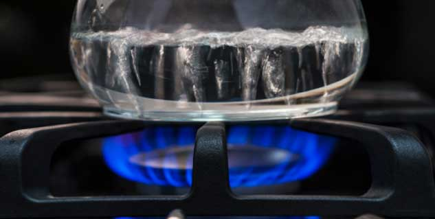 Harmful effects of re-boiling water