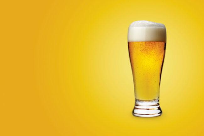 बीयर और जोजोबा ऑयल