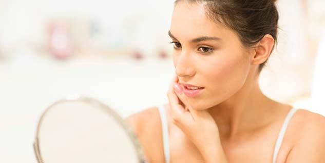 Skin cancer self examination