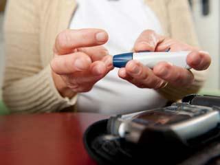 How does diabetes spread?