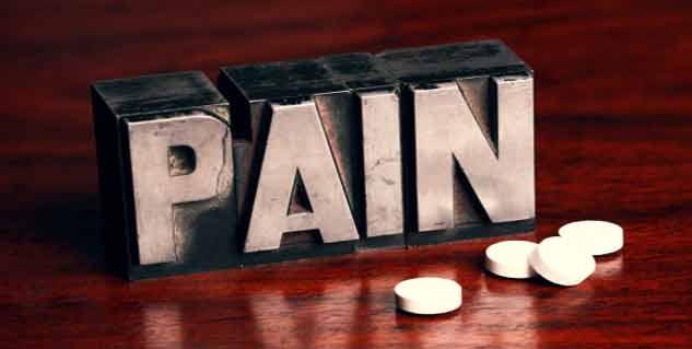 chronic pain in hindi
