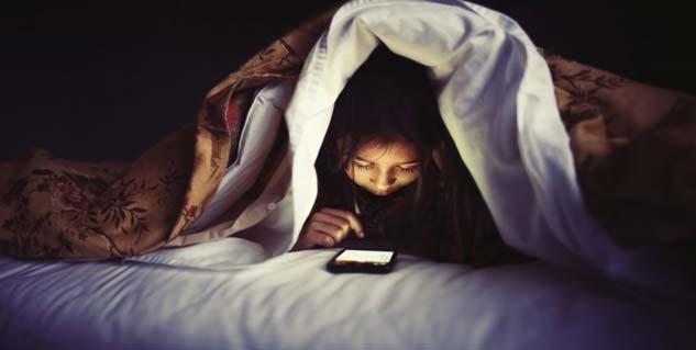 dangers of artificial night lights