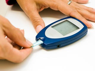 How does diabetes affect the pancreas?