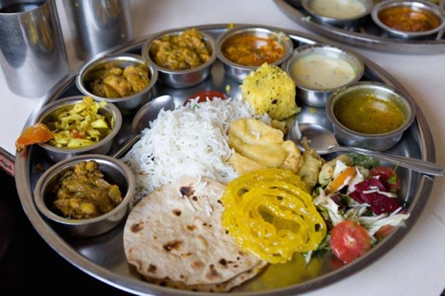 1200 कैलोरी वाला भारतीय भोजन