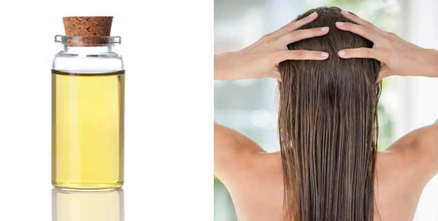 Castor oil for hair loss