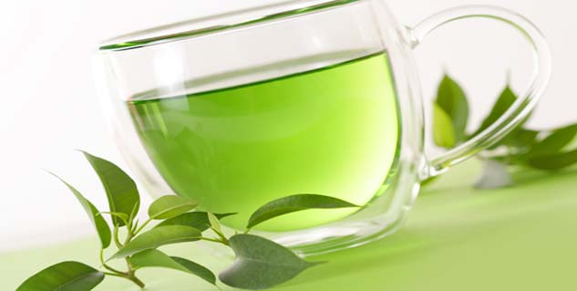 green tea fibroids