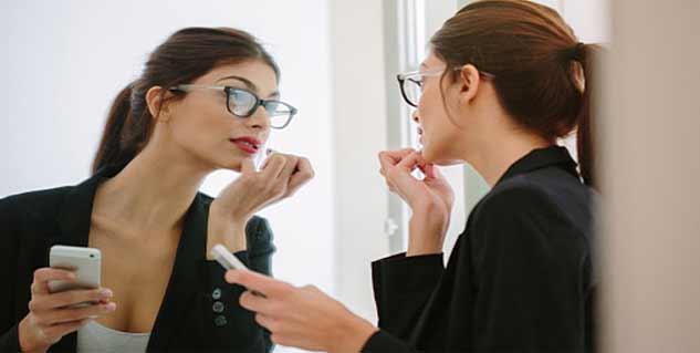 Makeup in 5 minutes