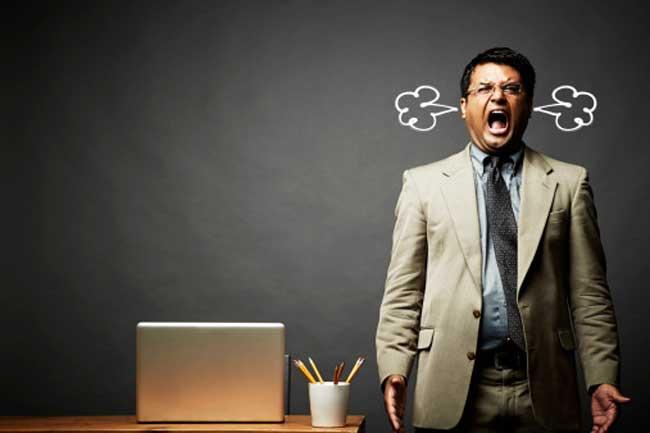 गुस्से को नियंत्रित करें