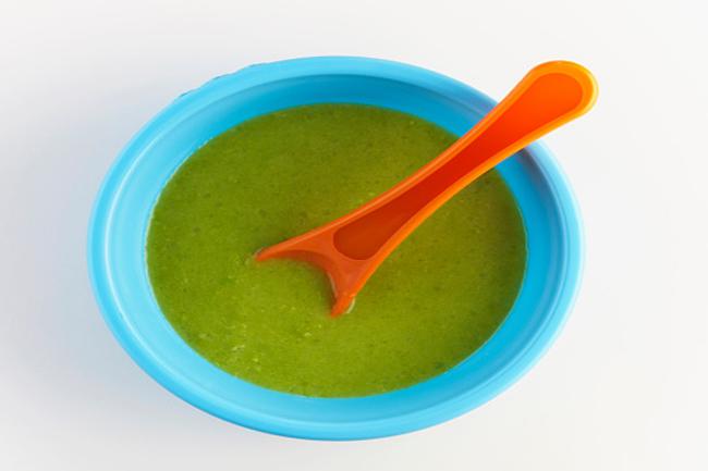 हरे प्याज व आलू का सूप