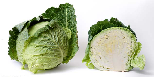 cabbage for heels