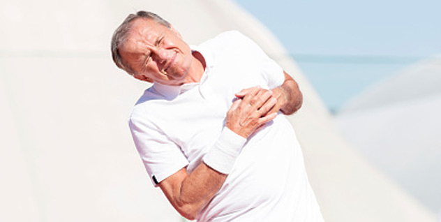 heart attack in men