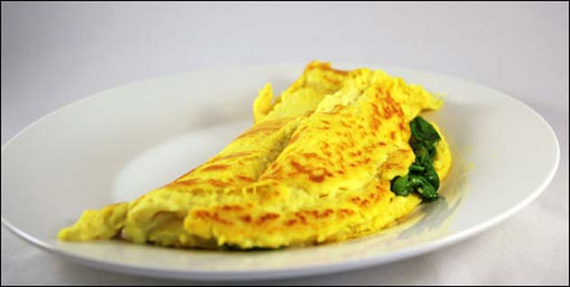 omelettes for weight gain