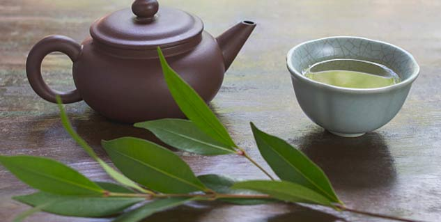 Health benefit of green tea