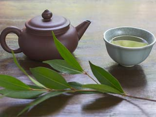 Benefits of green tea for type 1 diabetes