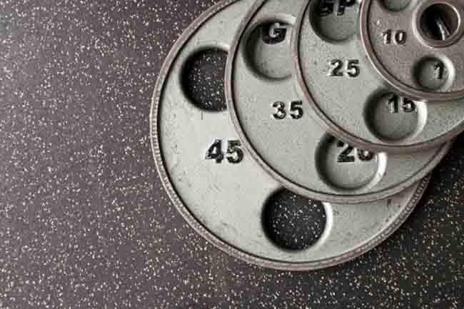 Weights' volume