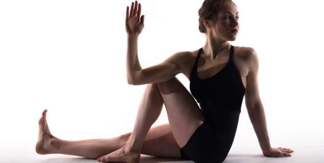 Yoga for healthy hair