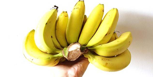 Banana for weight loss in Telugu