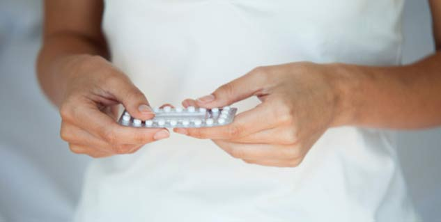 Birth control pill effectiveness