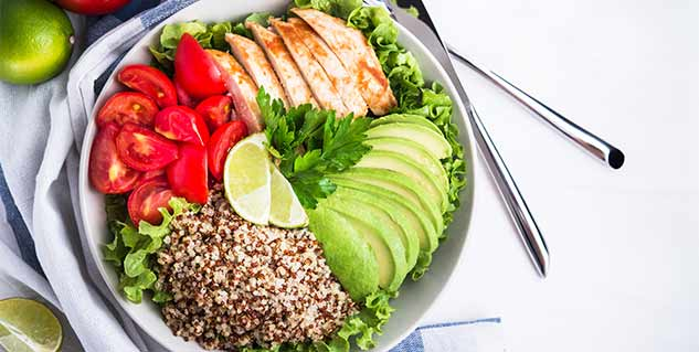 Here's a weight loss diet plan that is perfect for vegans