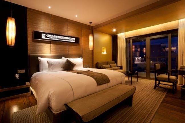 बेडरूम ठीक से सोने के अनुकूल न होने पर