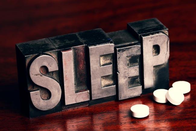 नींद की गोलियां