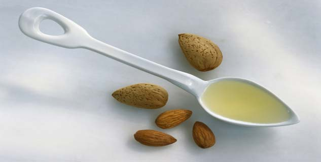 almonds for healthy hair